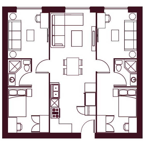 Aston Private Floorplan