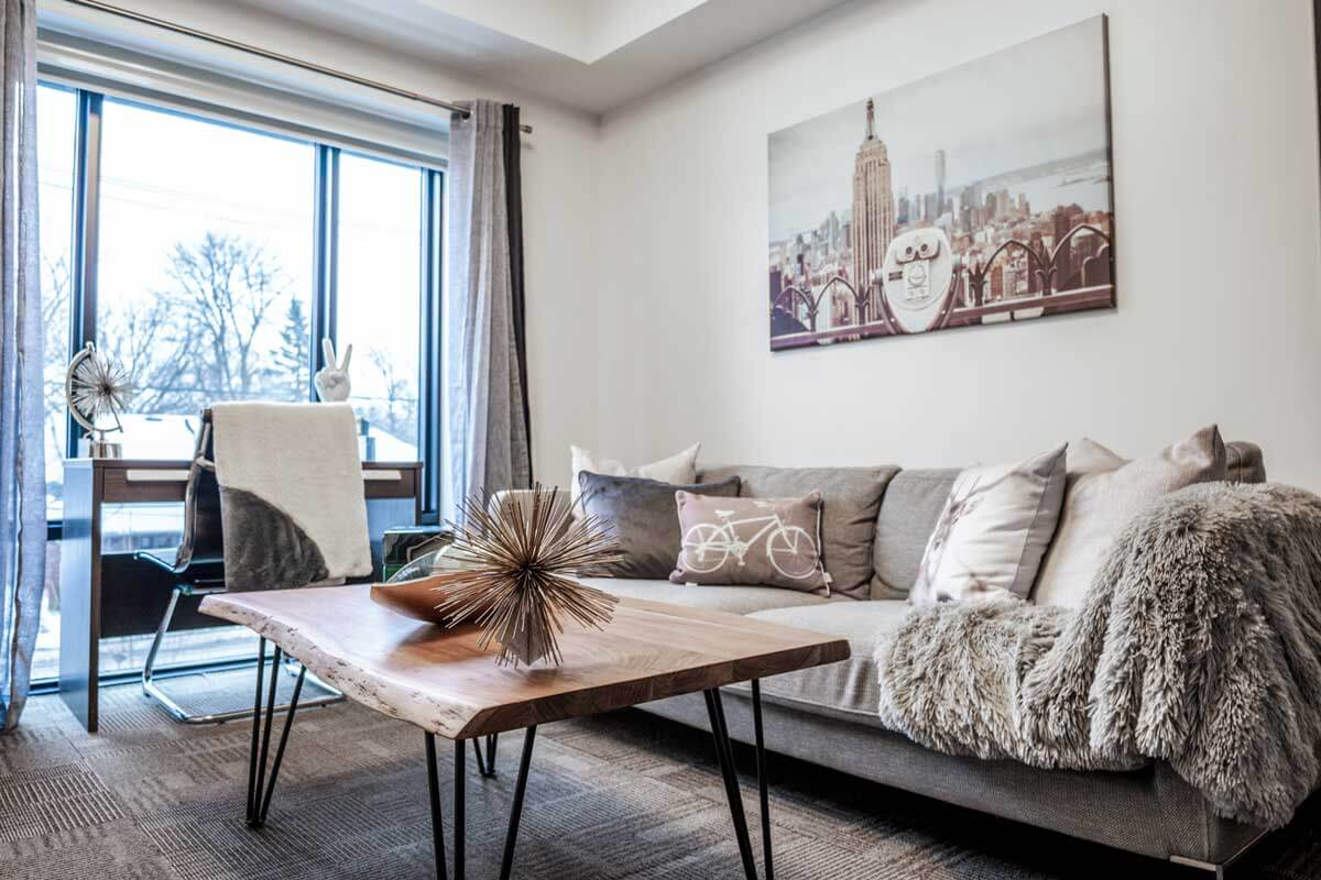 Luxe London Suites